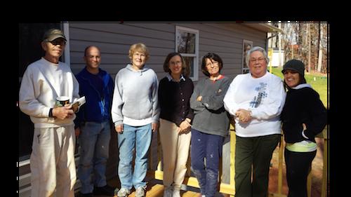 Habitat crew